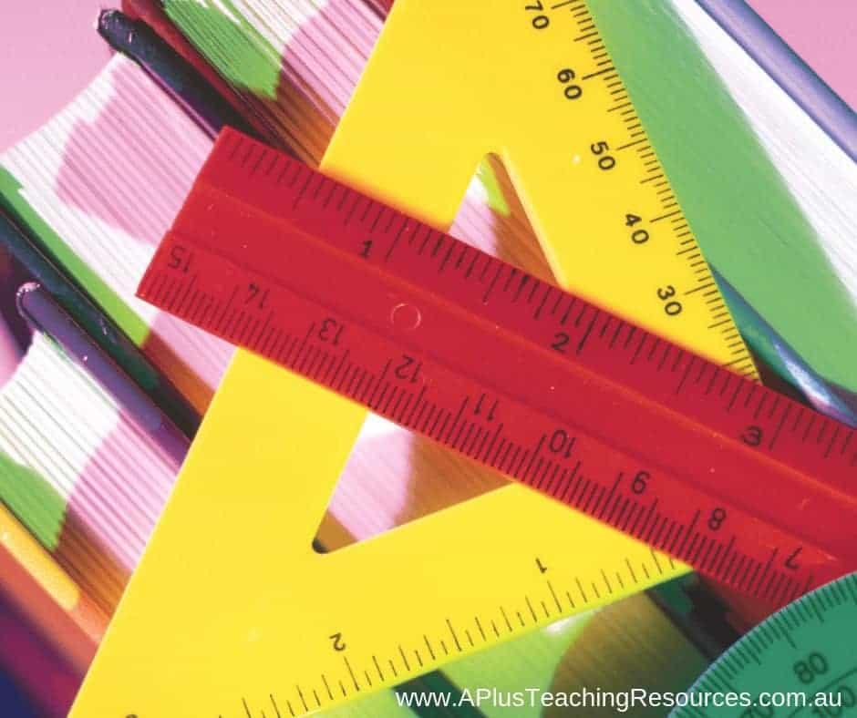 Rulers for standard measurement