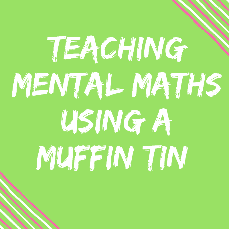 Genius Muffin Tin Maths Center Activities {For All Ages}