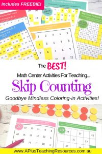 Skip Counting By 2 Printables